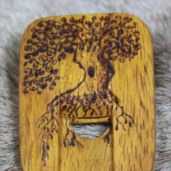 Nasenflöte Holz Gravur Musikinstrument Flöte